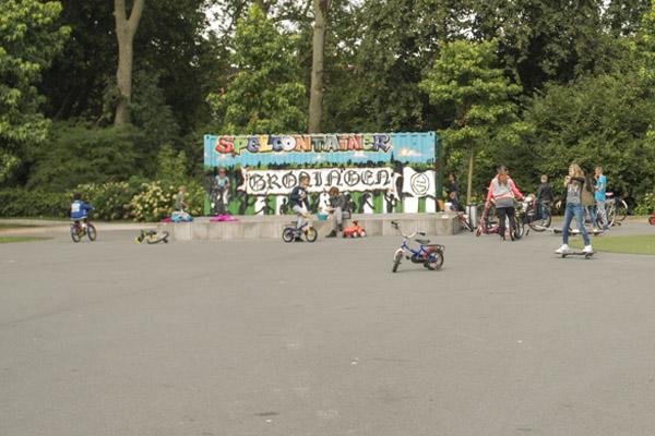 Tweedehands fietsen verkoop Boteringestraat